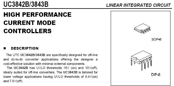 UVLO - Undervoltage Lockout (7